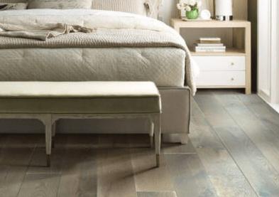 Laminate flooring in bedroom | Flooring 101