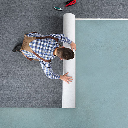 Carpet installation | Flooring 101