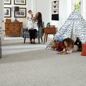 Family enjoying on Carpet | Flooring 101