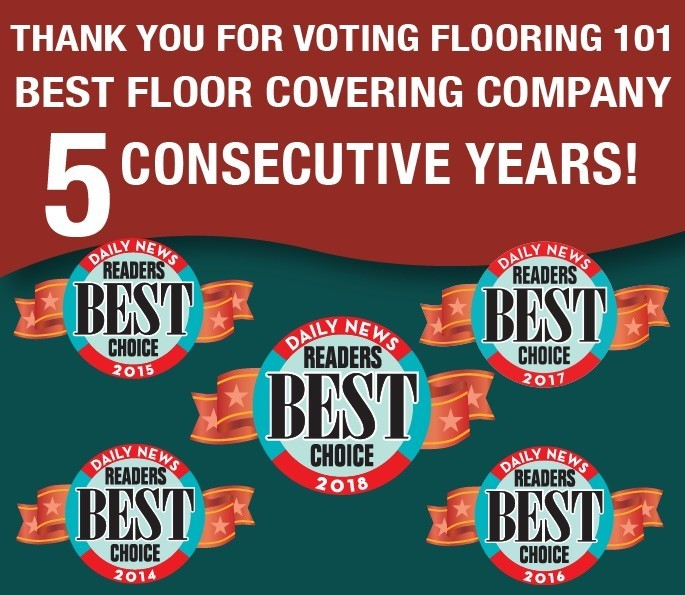 Thank you banner | Flooring 101