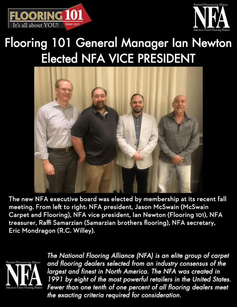 Flooring 101 team | Flooring 101