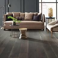 Couch on floor | Flooring 101