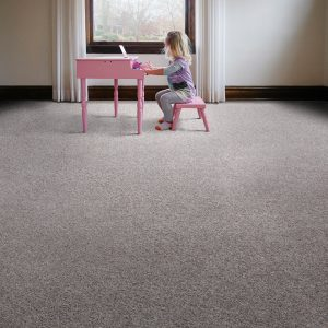 Girl with piano on Carpet flooring | Flooring 101