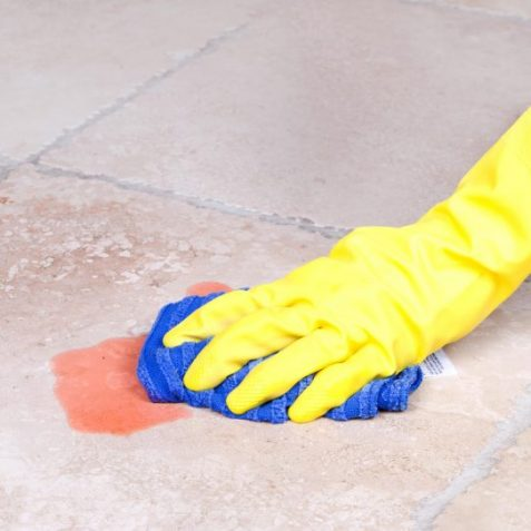Cleaning stain of Tile | Flooring 101