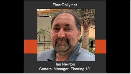 Ian newton | Flooring 101