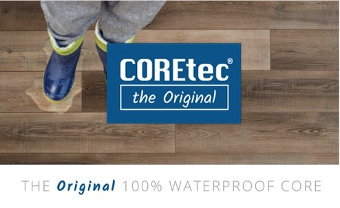 Coretec the original logo | Flooring 101