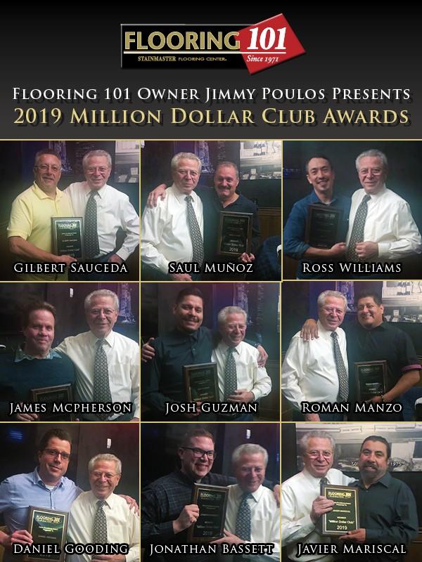 Million dollar club | Flooring 101