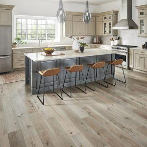 Laminate flooring in a kitchen   Flooring 101