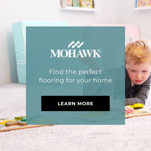 Mohawk - Find the perfect flooring for your home - LEARN MORE