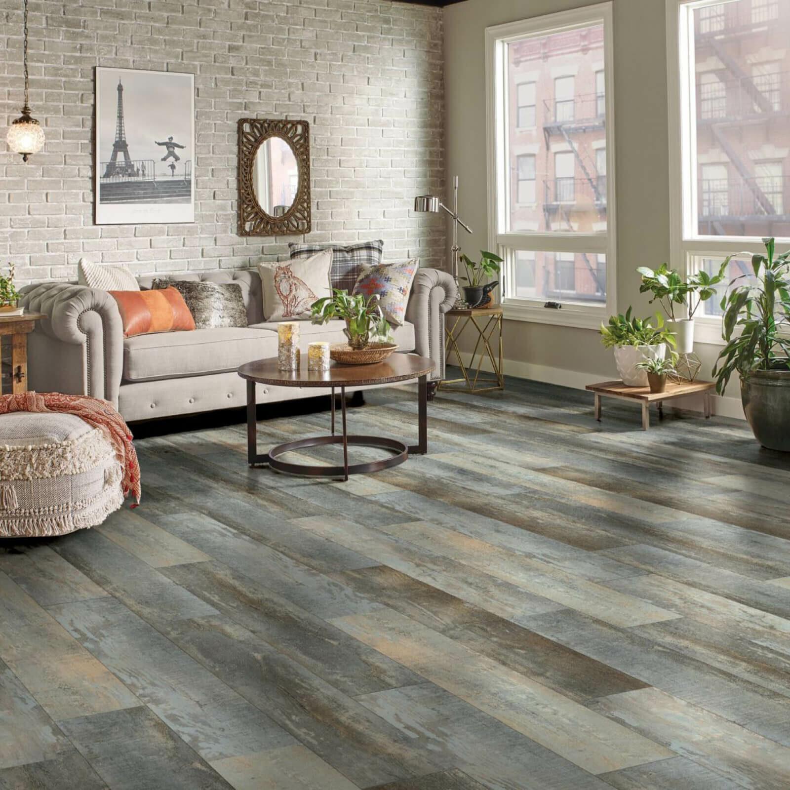 Interior with vinyl flooring | Flooring 101