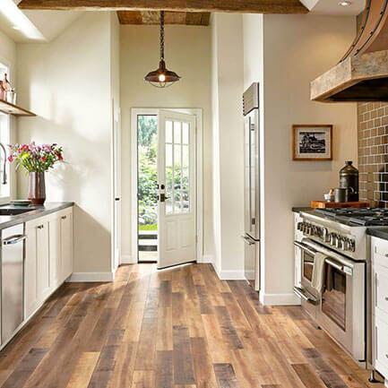 Kitchen Laminate flooring | Flooring 101